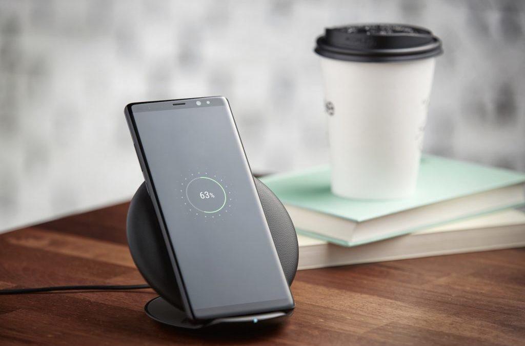 Samsung apresenta seu novo top de linha, o Galaxy Note 8