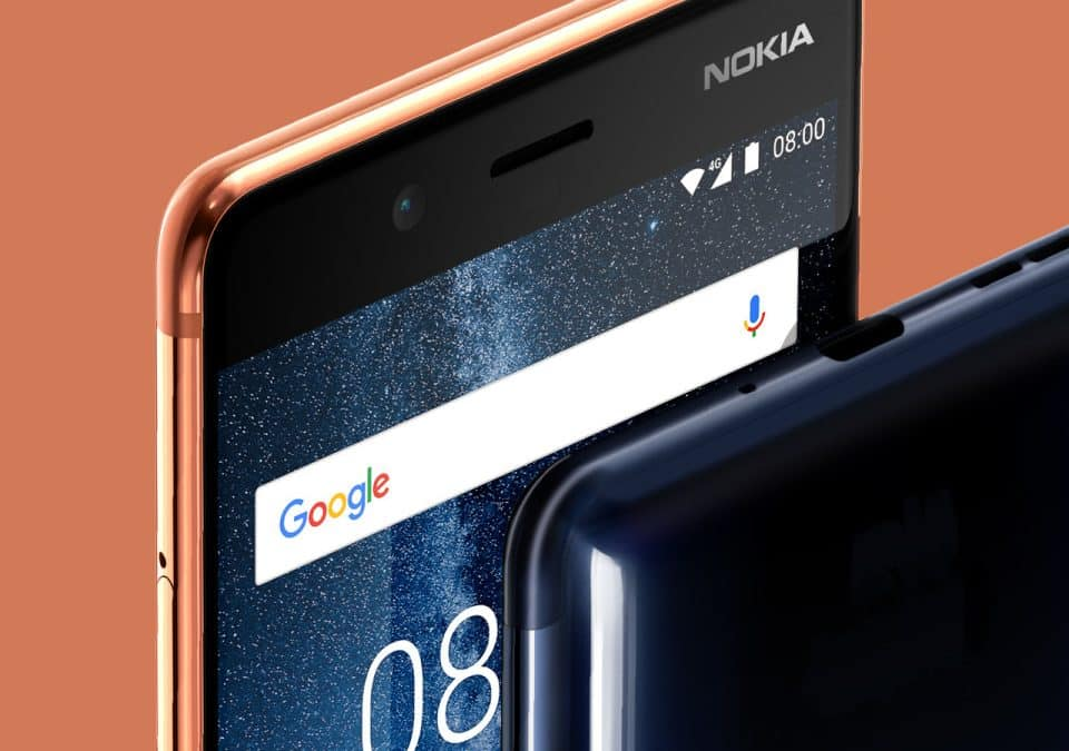 Nokia 8, o top de Linha da Nokia é lançado oficialmente