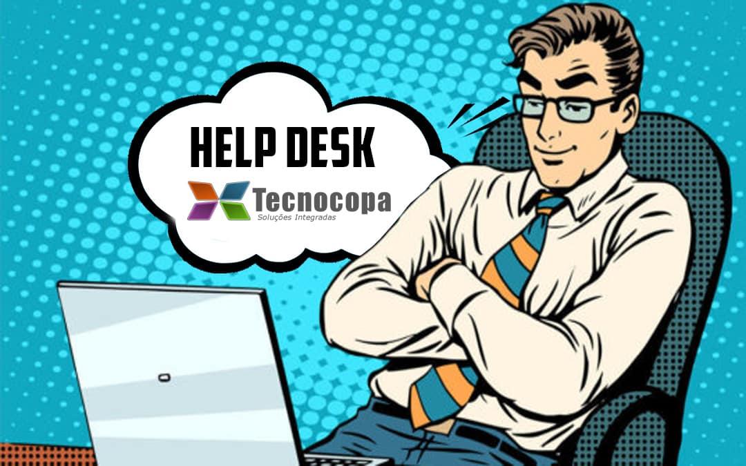 Soluções em TI: Help Desk