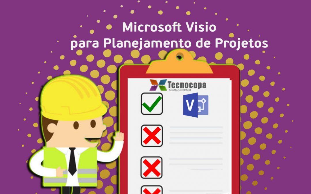 Microsoft Visio para Planejamento de Projetos